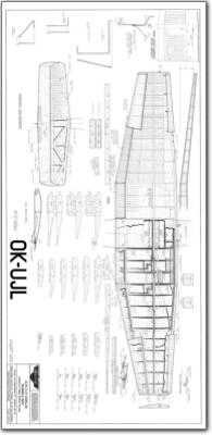 Zlin Z 37 Cmelak 1 8 Plans Jb Laser Cut Kits Australia