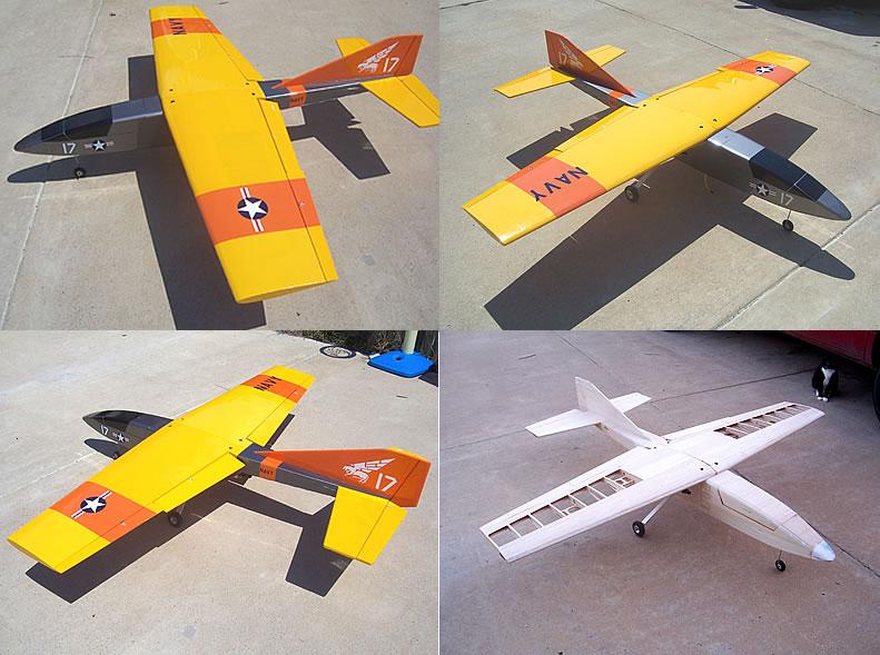JetMach 60 - Full Wood Kit