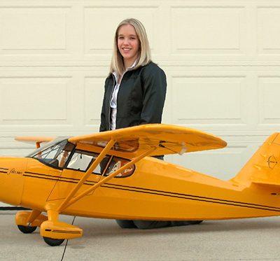 Cessna 150/152 {30%} – Laser Parts Kit (WH) | Laser Cut Kits Australia
