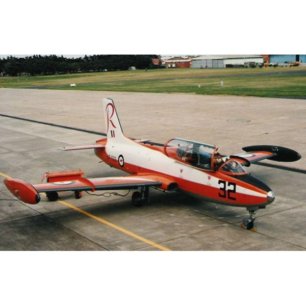 Aermacchi MB-326 Xavante {1/5} - Laser Parts Kit (CB)