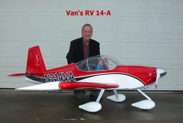 RV-14 {35%} - Plans (WH)